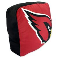NFL Arizona Cardinals 15-Inch Travel Cloud Pillow