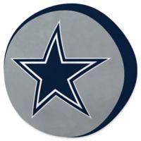 NFL Dallas Cowboys 15-Inch Travel Cloud Pillow
