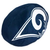NFL Los Angeles Rams 15-Inch Travel Cloud Pillow