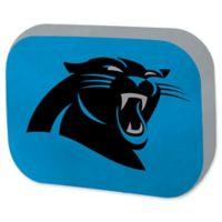 NFL Carolina Panthers 15-Inch Travel Cloud Pillow