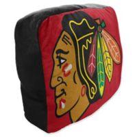 NHL Chicago Blackhawks Travel Cloud Pillow