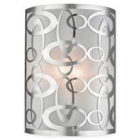 Filament Design Modern Ring 2-Light Wall Sconce