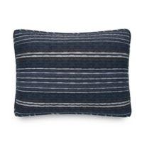 Pendleton® Ryer Stripe King Pillow Sham in Navy