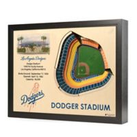 MLB Los Angeles Dodgers Stadium Views Wall Art