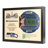 NFL Seattle Seahawks Stadium Views Wall Art