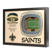 NFL New Orleans Saints Stadium Views Wall Art
