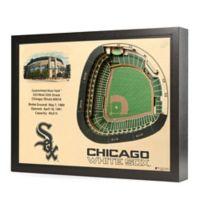 MLB Chicago White Sox Stadium Views Wall Art