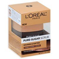 L'Oreal® Paris 1.7 oz. Nourish & Soften Pure-Sugar Facial Scrub