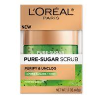 L'Oreal® Paris 1.7 oz. Purify & Unclog Pure-Sugar Facial Scrub