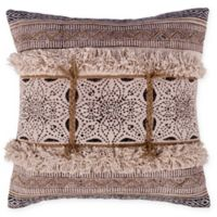 Fab Habitat Beira Square Throw Pillow in Natural