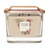 Yankee Candle® Elevation Collection Velvet Woods Medium 3-Wick Candle