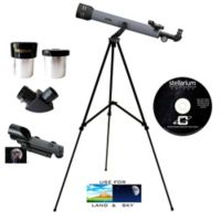 Galileo F-650 600mm x 50mm Youth Telescope