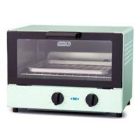 DASH™ Compact Toaster Oven in Aqua