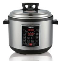 GoWISE USA® 12 qt. 10-in-1 Electric Pressure Cooker