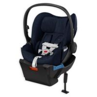 Cybex Platinum Cloud Q Plus Infant Car Seat in Midnight Blue