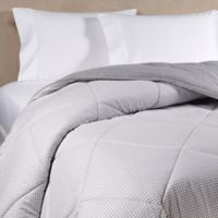 The Seasons Collection® HomeGrown™ Ticking Stripe Flannel Twin Comforter