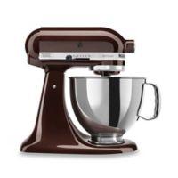 KitchenAid® Artisan® 5 qt. Stand Mixer in Espresso