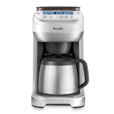 Bed Bath And Beyond Thermal Coffee Maker : Breville YouBrew Thermal Coffee Maker with Built-in Grinder - Bed Bath & Beyond