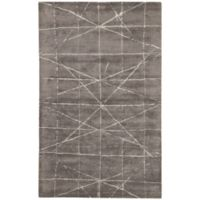 Jaipur Duval 2' x 3' Accent Rug in Grey