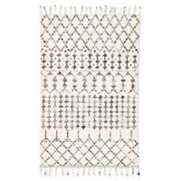 Jaipur Living Riot 8' x 10' Handcrafted Area Rug in Ivory