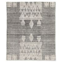 Jaipur Torsby 8' x 10' Area Rug in Black