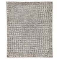 Jaipur Living Zaid 8' x 10' Hand-Knotted Area Rug in Grey