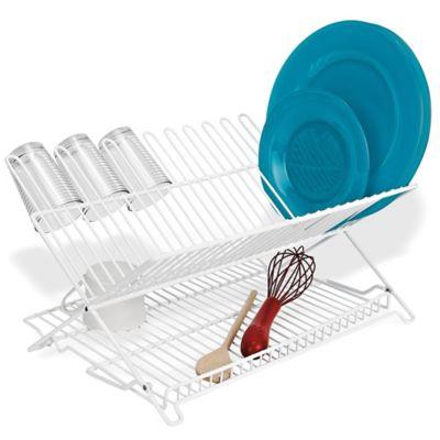 de2b4e28dd2e Buy Folding Dish Rack | Bed Bath & Beyond