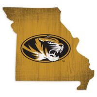 University of Missouri Team Color Logo State Sign