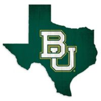 Baylor University Team Color Logo State Sign