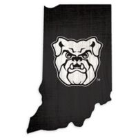 Butler University Team Color Logo State Sign