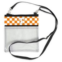 University of Tennessee Clear Crossbody Bag