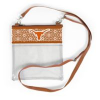 University of Texas Clear Crossbody Bag
