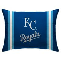 MLB Kansas City Royals Bed Pillow