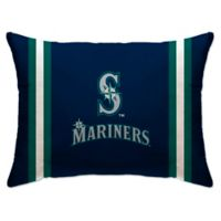 MLB Seattle Mariners Bed Pillow