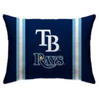MLB Tampa Bay Rays Bed Pillow