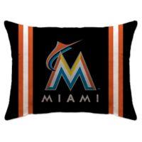 MLB Florida Marlins Bed Pillow