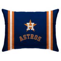 MLB Houston Astros Bed Pillow