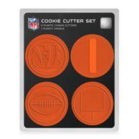 NFL Cookie Cutter Set in Cincinnati Bengals
