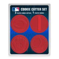 MLB Cookie Cutter Set in Cincinnati Reds
