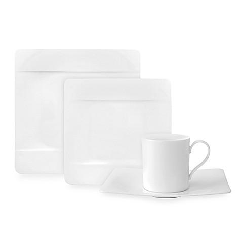 Villeroy boch modern grace dinnerware bed bath beyond for Villeroy boch modern grace