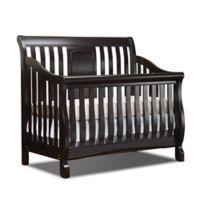 Sorelle Montgomery 4-in-1 Convertible Crib in Espresso