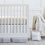 Just Born® Dream 3-Piece Crib Bedding Set in Taupe/Grey