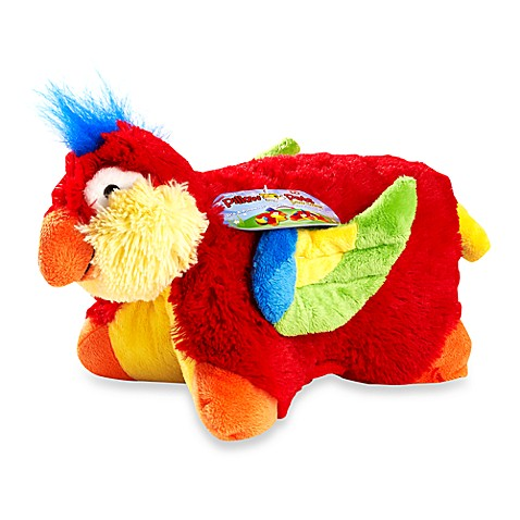 Pillow Pets™ Pee-Wee in Parrot