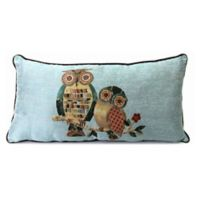 Hooter Owls Throw Pillow