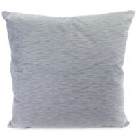 Phoenix 20-Inch Square Throw Pillow in Frost