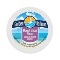 80-Count Golden Harbour™ Donut Shop Coffee for Single Serve Coffee Makers