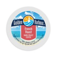 80-Count Golden Harbour™ French Roast Coffee for Single Serve Cup Coffee Makers
