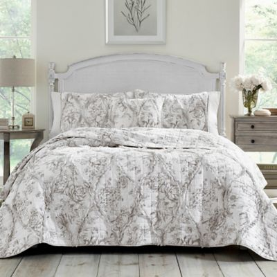 oversized door thumb treatments toile and window quilt shams crop from country pro