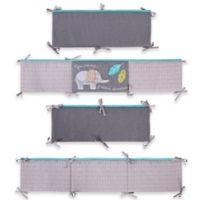 Levtex Baby® Zambezi 4-Piece Crib Bumper Set