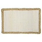 Karur Jute Placemat in White